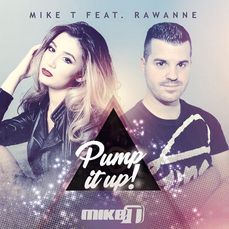 Mike T feat. Rawanne - Pump it Up